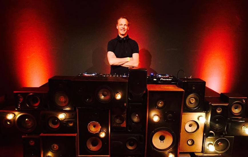 DJ leraar Wiebe
