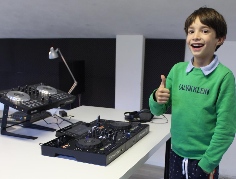 DJ lessen voor beginners in Bussum